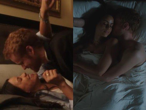 W filmie o miłości księcia Harry'ego i Meghan Markle pojawią się sceny erotyczne!