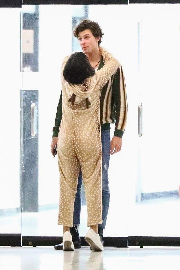 Miny zakłopotanego Shawna Mendesa podczas nachalnych amorów z Camilą Cabello. Łączy ich prawdziwa miłość? (ZDJĘCIA)