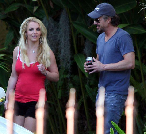Britney Spears ZARĘCZA SIĘ DZIŚ W... LAS VEGAS!
