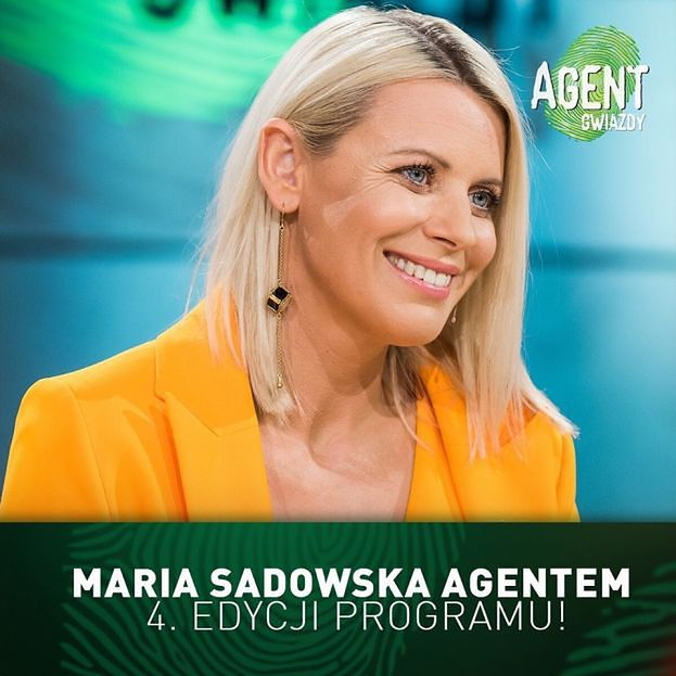 """Maria Sadowska jest AGENTEM! """"Strasznie Was przepraszam. To było dla mnie bardzo trudne"""""""
