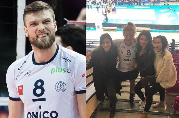 Zofia Zborowska POTWIERDZA związek z Andrzejem Wroną? Przyszła na mecz w koszulce z jego numerem... (FOTO)