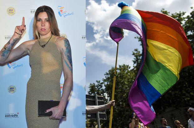 """Klepacka o Karcie LGBT: """"Mówię kategoryczne NIE DLA PROMOCJI TYCH ŚRODOWISK. Będę bronić tradycyjnej Polski"""""""
