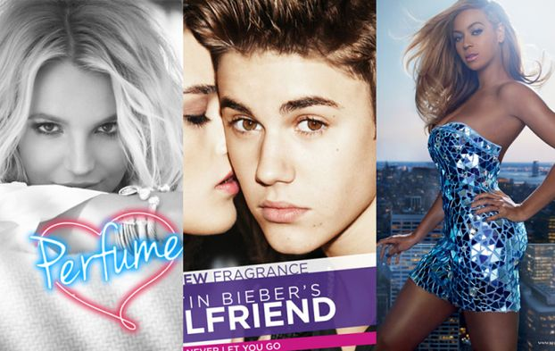"""Spada sprzedaż """"perfum gwiazd"""": Britney, GaGi, Beyonce, Biebera..."""