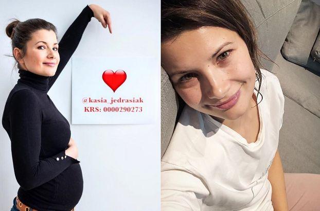"""Agnieszka Sienkiewicz jest W CIĄŻY! """"Jest mnie troszkę więcej"""""""