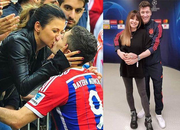 """Anna Lewandowska jest w ciąży. Robert świętuje na Instagramie: """"Pierwsze zdjęcie naszej trójki"""""""