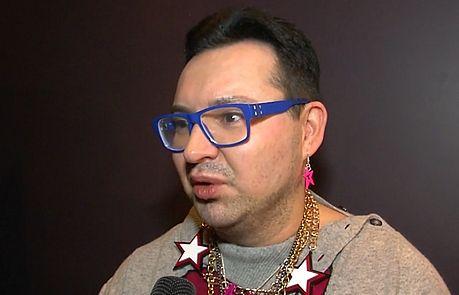"""Michał Witkowski o romansie z Jacykowem: """"TO BYŁO NA ŻARTY!"""""""