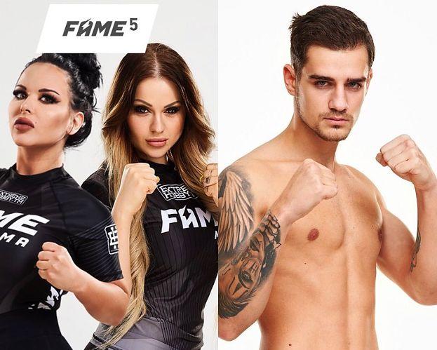 """FAME MMA 5: Kolejnymi """"gwiazdami"""" gali będą... Esmeralda Godlewska i Ewelona z """"Warsaw Shore""""!"""