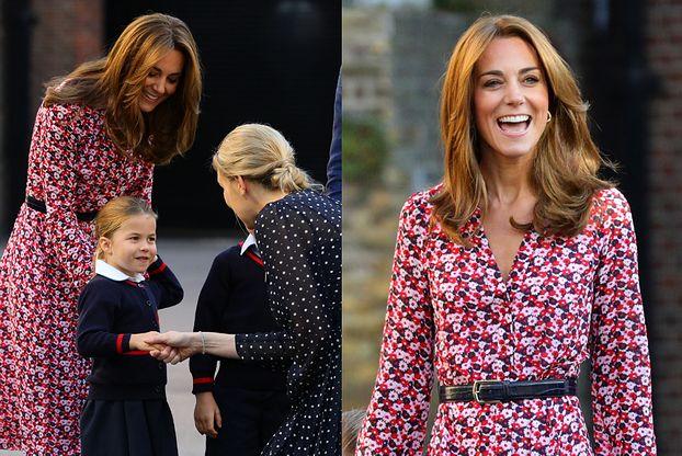 Kate Middleton przeszła wakacyjną metamorfozę! Wygląda lepiej? (ZDJĘCIA)