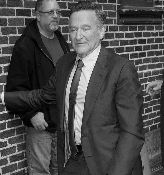 Robin Williams NIE ŻYJE! POPEŁNIŁ SAMOBÓJSTWO?