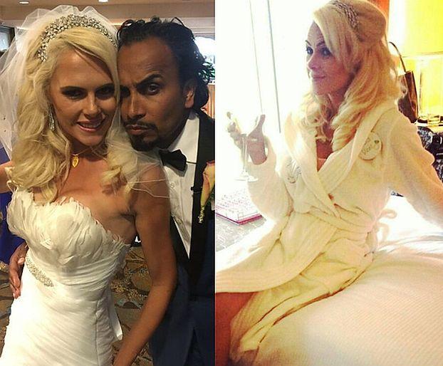 """Iwona Burnat wreszcie sprzedała ślub w telewizji! """"Wchodzimy jak supermodels, a tu PUCCI NASRAŁA NA PODŁOGĘ"""""""