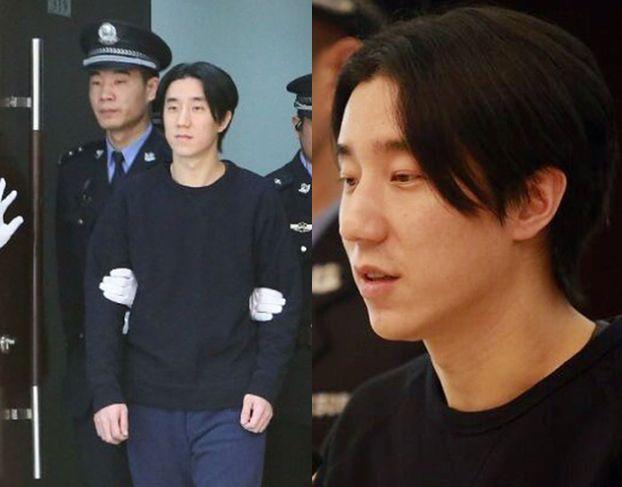 Syn Jackie Chana skazany na PÓŁ ROKU WIĘZIENIA!