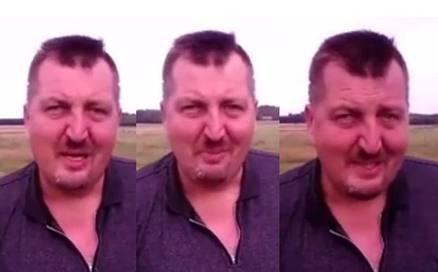 """Adam Kraśko reklamuje swoje usługi na... wieczory panieńskie! """"ROLNIK SHOW KONCERT za 5 tysięcy złotych"""""""