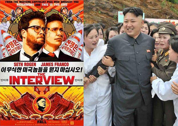 Hakerzy zaatakowali Sony za... SCENĘ ORGII z Kim Dzong Unem?