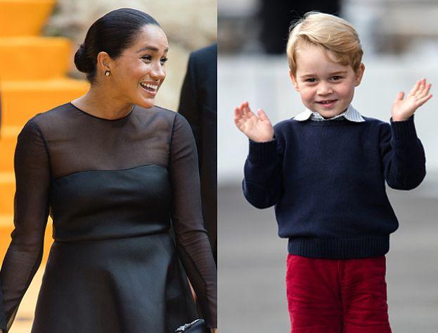 """Meghan Markle UPIECZE CIASTO na 6. urodziny George'a? """"Dzieci uwielbiają jej wypieki"""""""