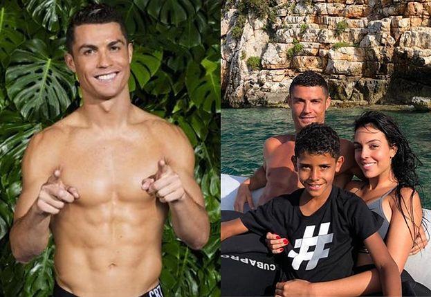 Ronaldo zostawił w greckim hotelu napiwek w wysokości 90 TYSIĘCY ZŁOTYCH!