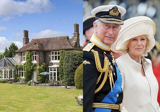 Karol odkupi dla Camilli jej rodzinny dom?