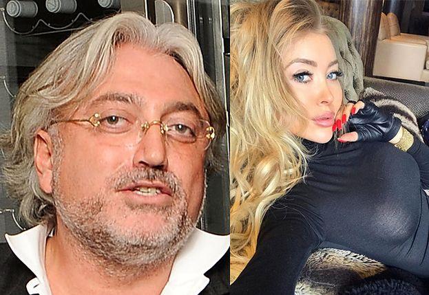 """Miliarder broni polskiej """"instamodelki"""": """"Julia nie jest przyczyną mojej separacji z żoną"""""""