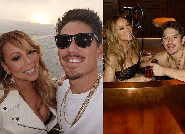 """Mariah Carey chce zostać żoną kochanka młodszego o 13 lat! """"Ufa mu bezgranicznie"""""""