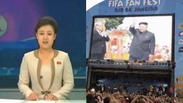 Zmyślony mundial w Korei Północnej PODBIJA INTERNET!