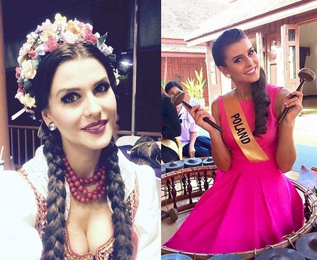 Polka walczy o koronę Miss International! (FOTO)