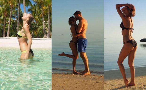 Taylor Swift i Calvin Harris razem na wakacjach! (FOTO)