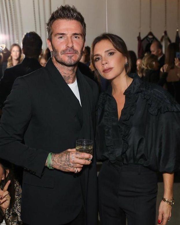 """Victoria Beckham uspokaja: """"Moje życie intymne z Davidem ma się dobrze"""""""