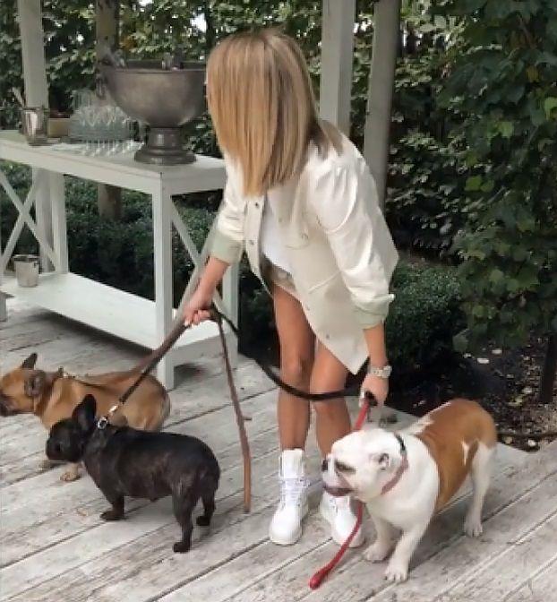 """""""Poznaj mojego psa"""". Małgorzata Rozenek ujawnia: """"Psy są dla nas TAK SAMO WAŻNE, JAK DZIECI"""""""