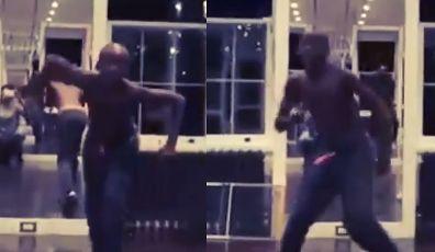 Zobaczcie, jak tańczy 8-letni syn Madonny!