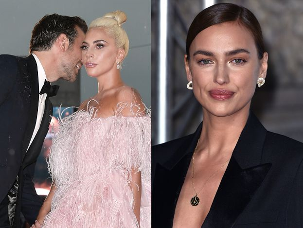 """Lady Gaga WIEDZIAŁA, że Bradley Cooper i Irina przechodzą trudne chwile! """"Zbudowali swoją relację na rozmowach o nieudanych związkach"""""""