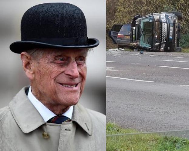 """97-letni książę Filip nie zamierza zrezygnować z jazdy samochodem: """"Czuje się ponad prawem"""""""