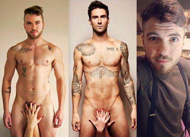 Transgenderowy mężczyzna jak Adam Levine! (ZDJĘCIA)