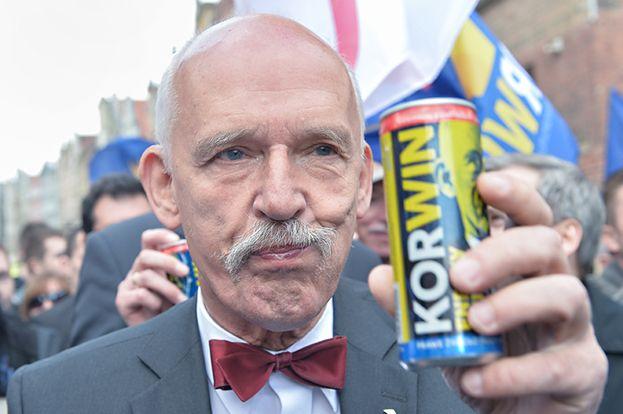 """Korwin-Mikke o 500 złotych na dziecko: """"To zaśmieci naród polski ŚMIECIEM LUDZKIM!"""""""