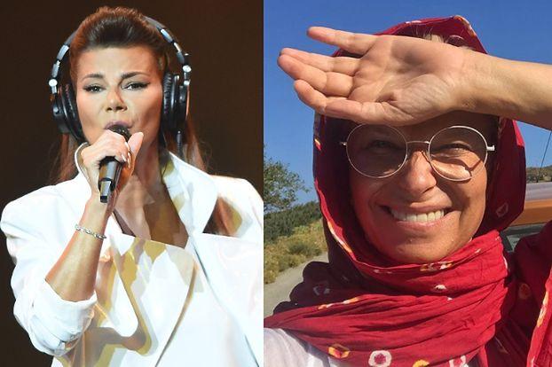 """Edyta Górniak zapomniała tekstu piosenki. Rozdrażniona Paulina Młynarska broni piosenkarki: """"Dzień bez kopania kobiety dniem straconym"""""""