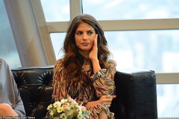 """Dramat Rosati: """"Po narodzinach córki kosmetyczka już nie mieści mi się w torebce"""""""