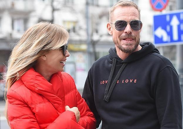 """Joanna Przetakiewicz rozczula się nad początkami związku z Rinke Rooyensem: """"Krążyły o nim niechlubne opinie"""""""