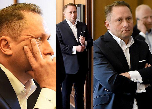 """Kamil Durczok na rozprawie przeciwko """"Wprost""""! (ZDJĘCIA)"""