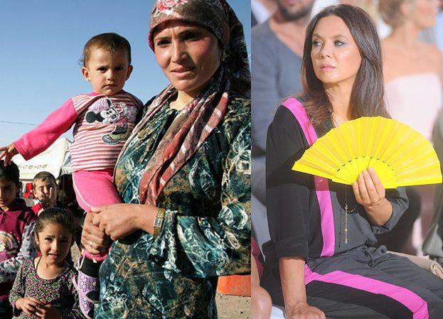 """Rusin o uchodźcach: """"Dziś uciekają Syryjczycy. Kiedyś uciekaliśmy my!"""""""