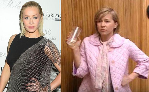 Kasia Warnke na zdjęciach sprzed lat. Poznalibyście ją? (FOTO)