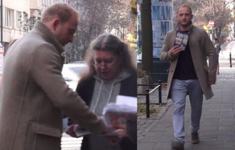 Borys Szyc rozdaje autografy