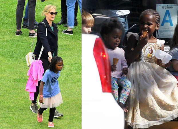 """Starsze dziecko Charlize Theron jest dziewczynką. """"Myślałam, że wychowuję syna, ale mam córkę"""""""