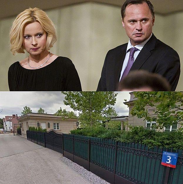 Czarnecki sprzedaje wille obok swojego pałacu... za 7 MILIONÓW złotych!