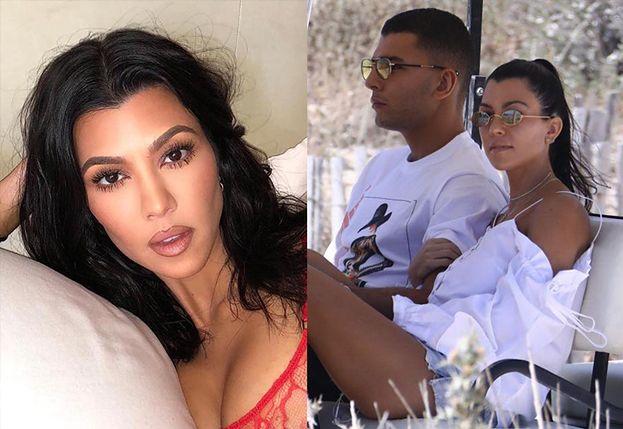 Kourtney Kardashian już się rozstała z młodszym o 14 lat chłopakiem! Przestali się obserwować na Instagramie