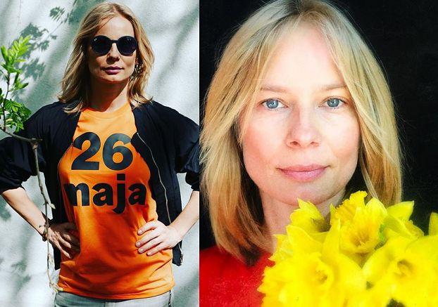 """Polityczne święta Magdaleny Cieleckiej: """"Czas na małą agitkę przy rodzinnym stole"""""""