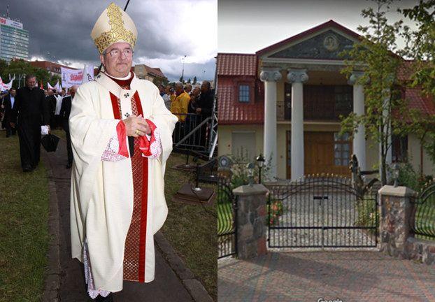 Arcybiskup Głódź przechodzi na emeryturę. Duchowny zamieszka w pałacu wartym... PONAD MILION ZŁOTYCH!