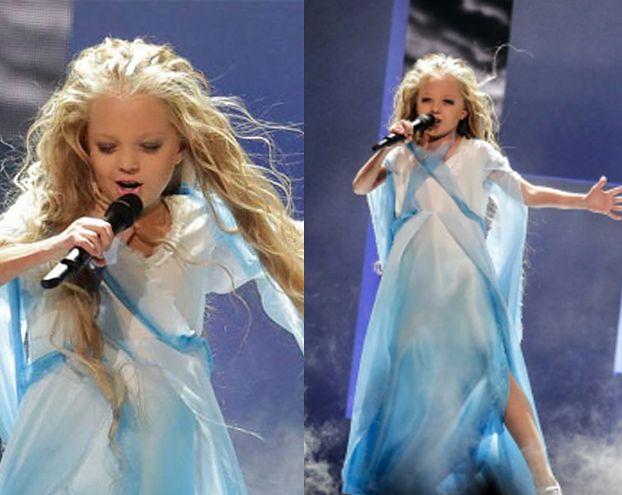 10-letnia Ukrainka wygrała Junior Eurowizję!
