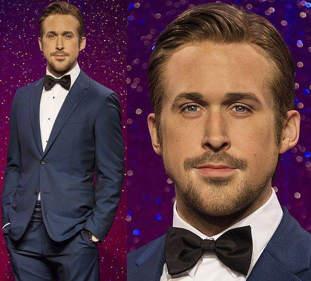 Ryan Gosling z wosku!