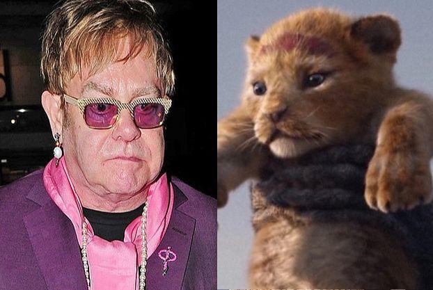 """""""Król Lew"""". Elton John ROZCZAROWANY filmem: """"Magia i radość PRZEPADŁY"""""""