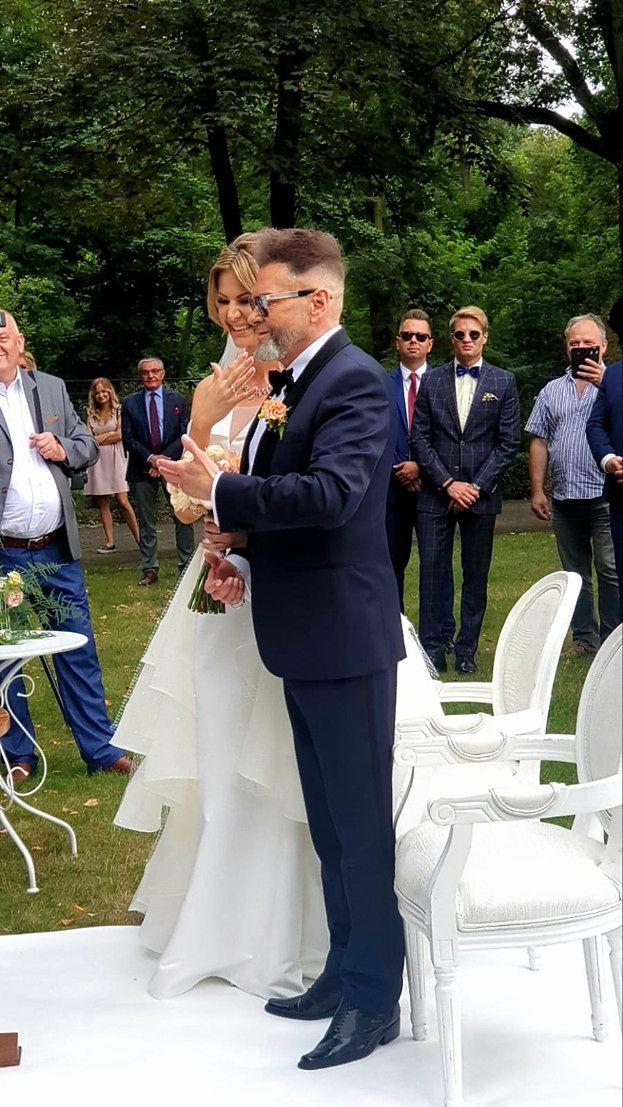 """Wesele Rutkowskiego kosztowało milion złotych? Maja Plich komentuje: """"Prawdziwa dama nie rozmawia o pieniądzach"""""""