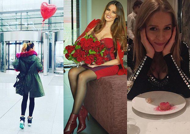 Walentynkowe prezenty polskich celebrytów (ZDJĘCIA)