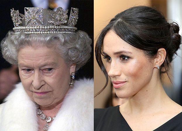Meghan i Harry NIE SPĘDZĄ ŚWIĄT z królową Elżbietą!